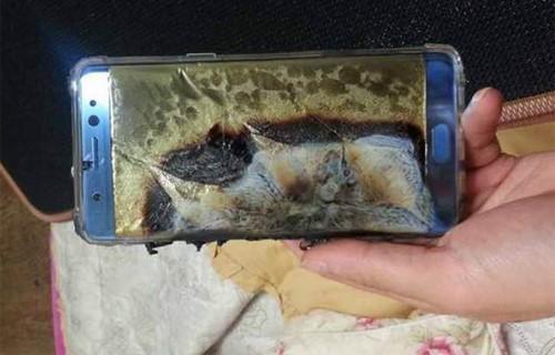 Sự cố Galaxy Note 7 khiến Samsung điêu đứng.