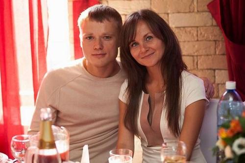 Anna và chồng. Ảnh: Mirror