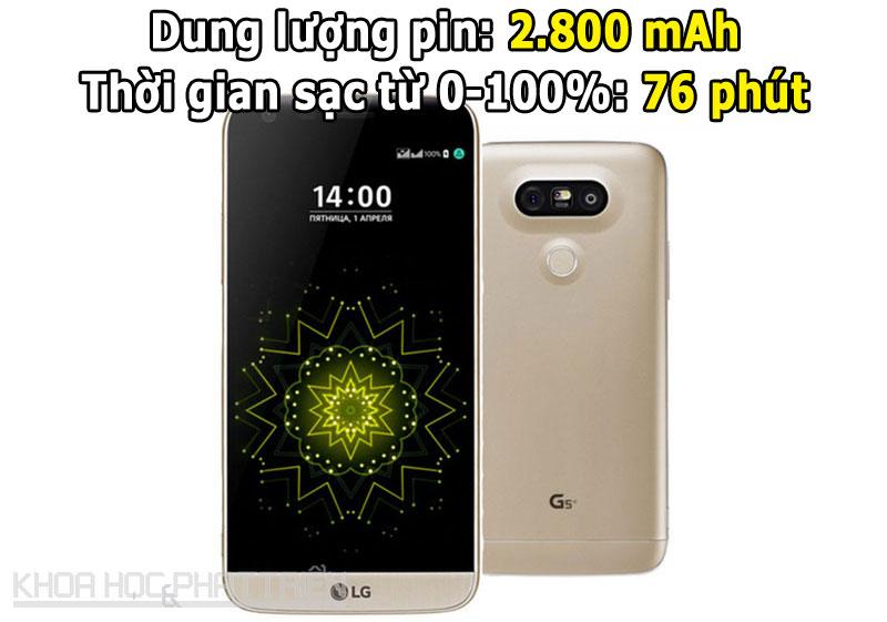 2. LG G5 .