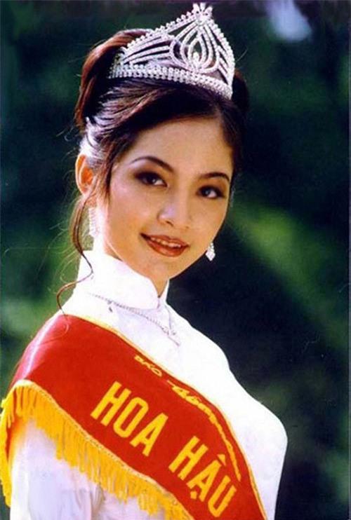 Hoa hậu Thiên Nga.