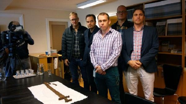Nhóm thợ săn ngỗng tại Cơ quan Di sản Văn hóa Iceland. Ảnh: The Cultural Heritage Agency of Iceland
