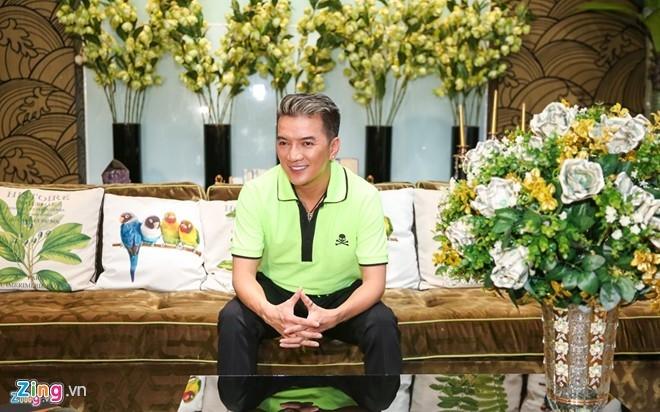 Mr. Đàm là nghệ sĩ có nhiều fan nhưng cũng không ít antifan. Ảnh: Nguyễn Thành.