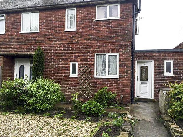 Ngôi nhà bị quỷ ám ở số 30 phố East Drive, Yorkshire, Anh.