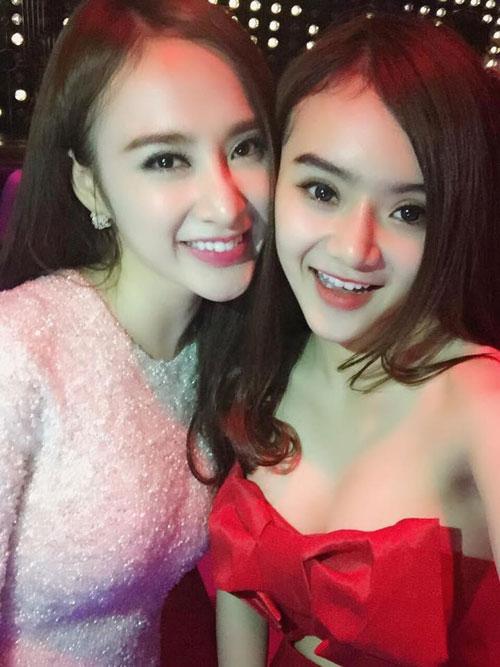 Sắc vóc của em gái Angela Phương Trinh đã tươi tắn xinh đẹp, thu hút hơn xưa gấp nhiều lần.