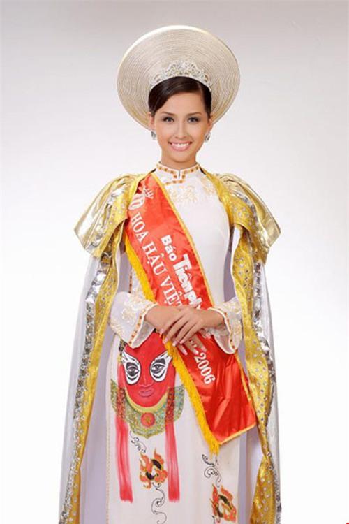Hoa hậu Mai Phương Thuý.