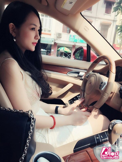 Thế nên trước khi lấy Tuấn Hưng, Hương Baby đã là một cô nàng kinh doanh giỏi có tiếng trong giới.