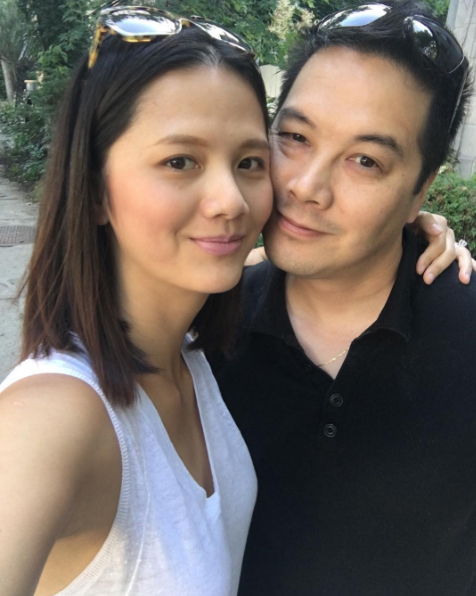 Ông xã của Trần Vân Anh tên Mai Huy, là một chuyên gia trong lĩnh vực công nghệ thông tin. Trước khi cưới, cặp đôi đã có 2 năm hẹn hò. Người đẹp chia sẻ, bạn đời là người thông minh, hài hước, nấu ăn giỏi và hết lòng chiều chuộng vợ, con.