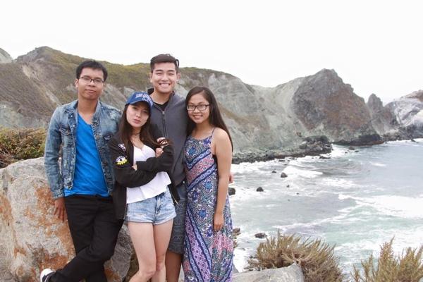 Khi có thời gian, Xuân Nghi về nước thăm gia đình. Tuy nhiên năm thứ 2 đại học của cô có lịch trình khá nặng.