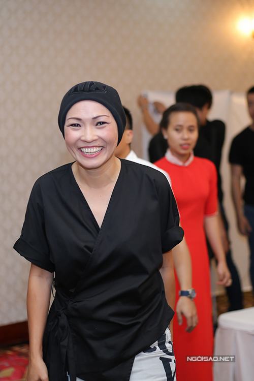 Cùng với Đan Trường, Phương Thanh cũng là khách mời sẽ góp mặt trong liveshow của Việt Hương.