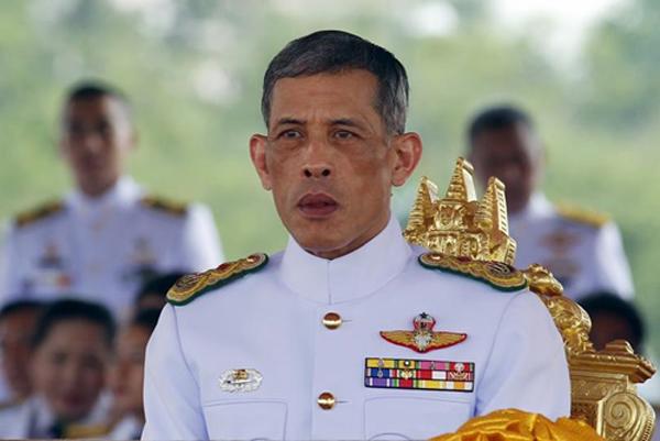 Thái tử Maha Vajiralongkorn. Ảnh: Reuters