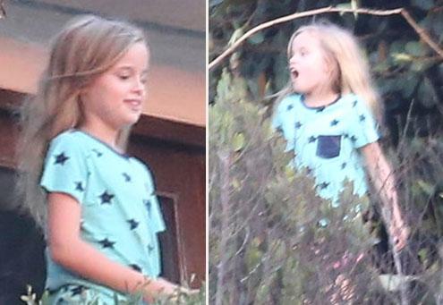 Hình ảnh đầu tiên về các con của Angelina tại biệt thự thuê ở Malibu sau khi bố mẹ quyết định ly dị