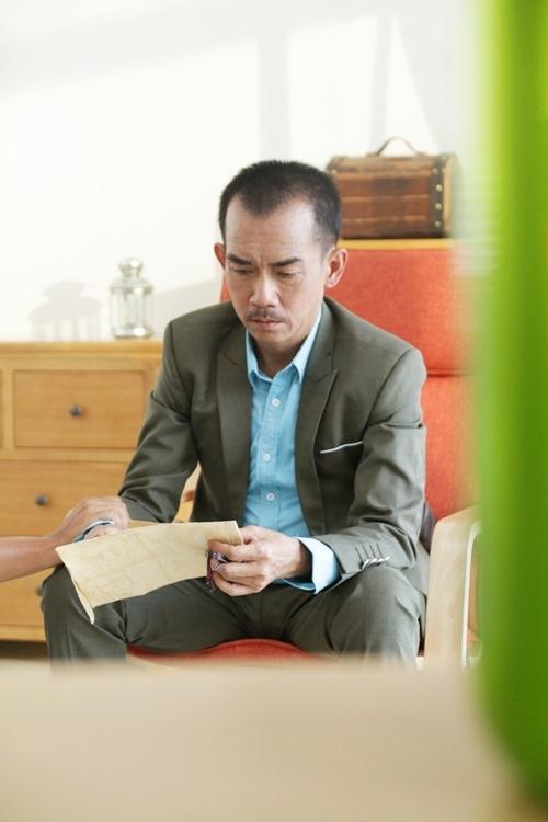 Minh Thuận trong bộ phim cuối cùng mang tên Bí ẩn song sinh.