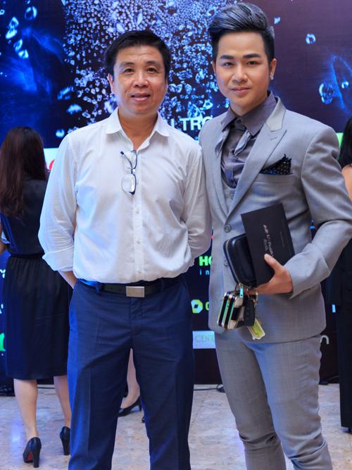 Nhạc sĩ Hoài Nam là người thầy đầu tiên dạy thanh nhạc cho Đàm Vĩnh Hưng và Quách Tuấn Du. Sắp tới Quách Tuấn Du có kế hoạch phát hành MV Ngày chào đời và album Đời doanh nhân nói về những vui buồn, góc khuất của người thành đạt.