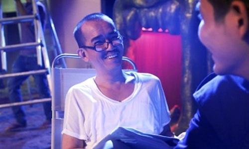 Những ngày này, sức khỏe Minh Thuận đã có dấu hiệu xuống dốc.