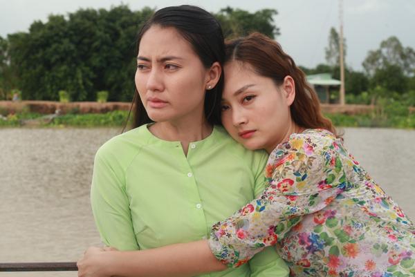 Diễn viên Lan Phương trong vai Yến Vân - em gái của Ngọc Lan trong phim. Nó là con tôi phát sóng vào 20h45 hàng ngày trên kênh truyền hình cáp, bắt đầu từ 26/10.