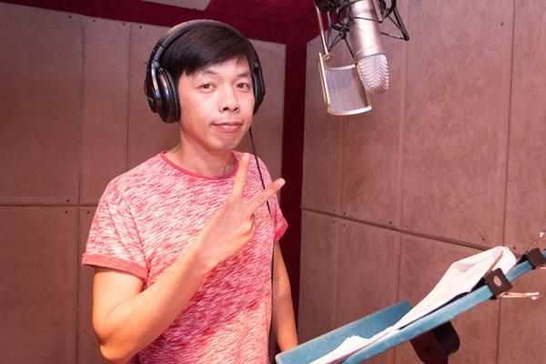 Vì là fan ruột của nhân vật trong phim nên Thái Hòa mới nhận lời tham gia lồng tiếng.