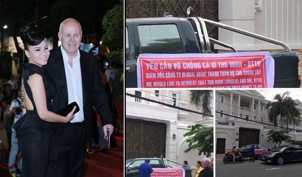 Ngày 28/7, vợ chồng Thu Minh bị tố nợ nần hàng trăm tỉ.