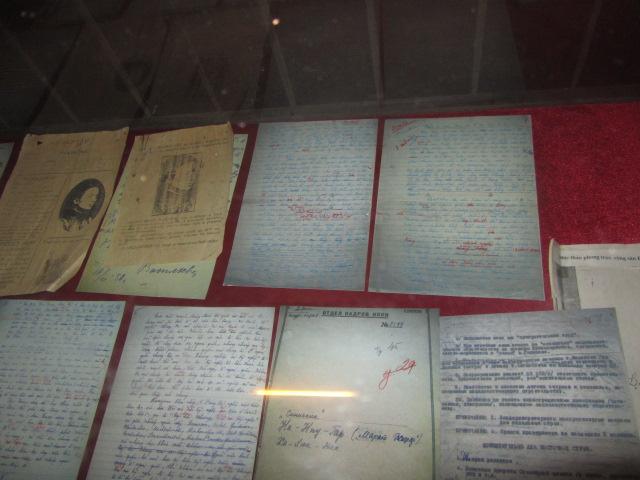 Những trang tài liệu chép tay của cố TBT Hà Huy Tập