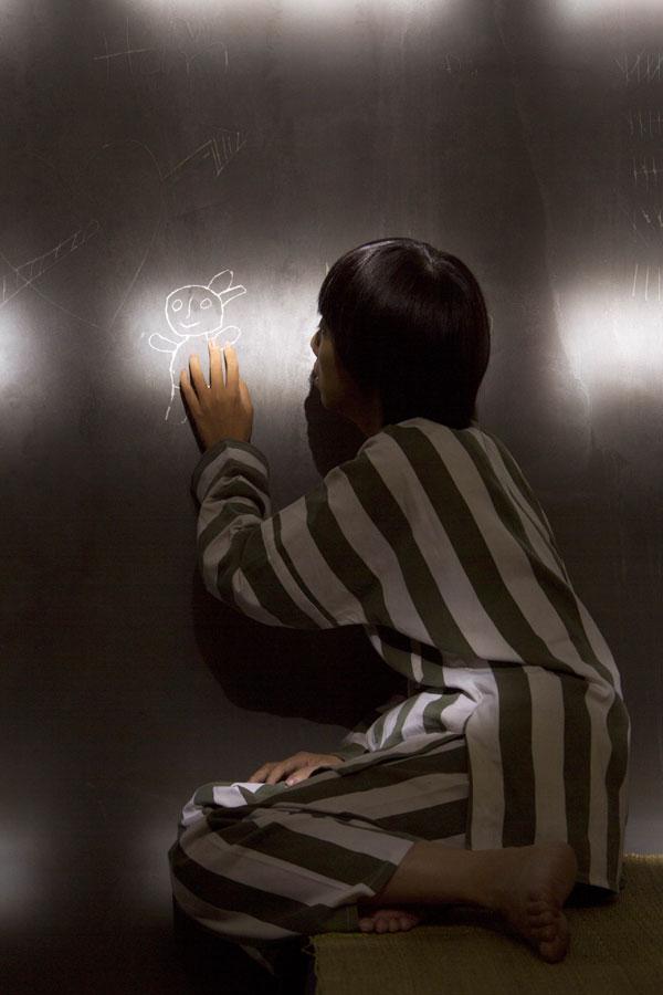 Những ngày trong tù, mẹ của Mưa (hoa hậu hài Thu Trang) vô cùng nhớ thương con gái nhỏ.