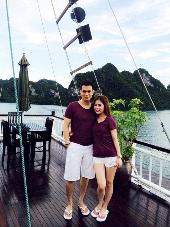 Mới đây, hai người đã chính thức trở thành vợ chồng. Và hiện nay, Trần Hương đang mang thai trong những tháng đầu thai kỳ.