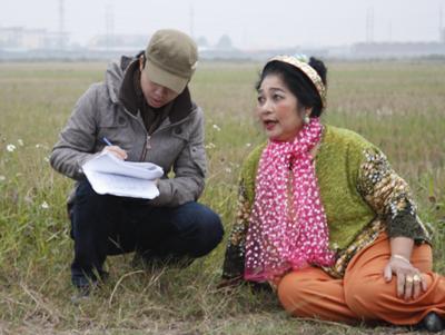 Kim Xuyến có duyên với các vai hài