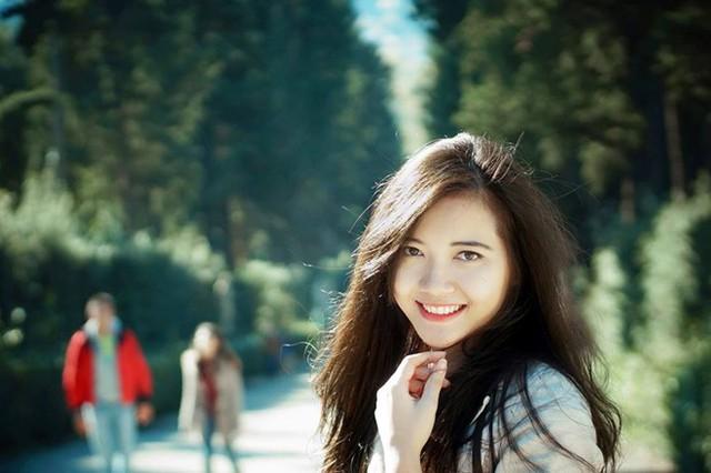 Phạm Thị Hải Yến - nữ du học sinh tại Italy.