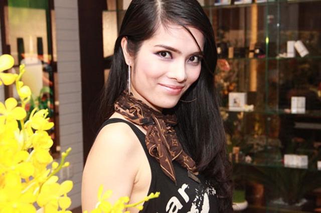 Nữ diễn viên Kiều Thanh