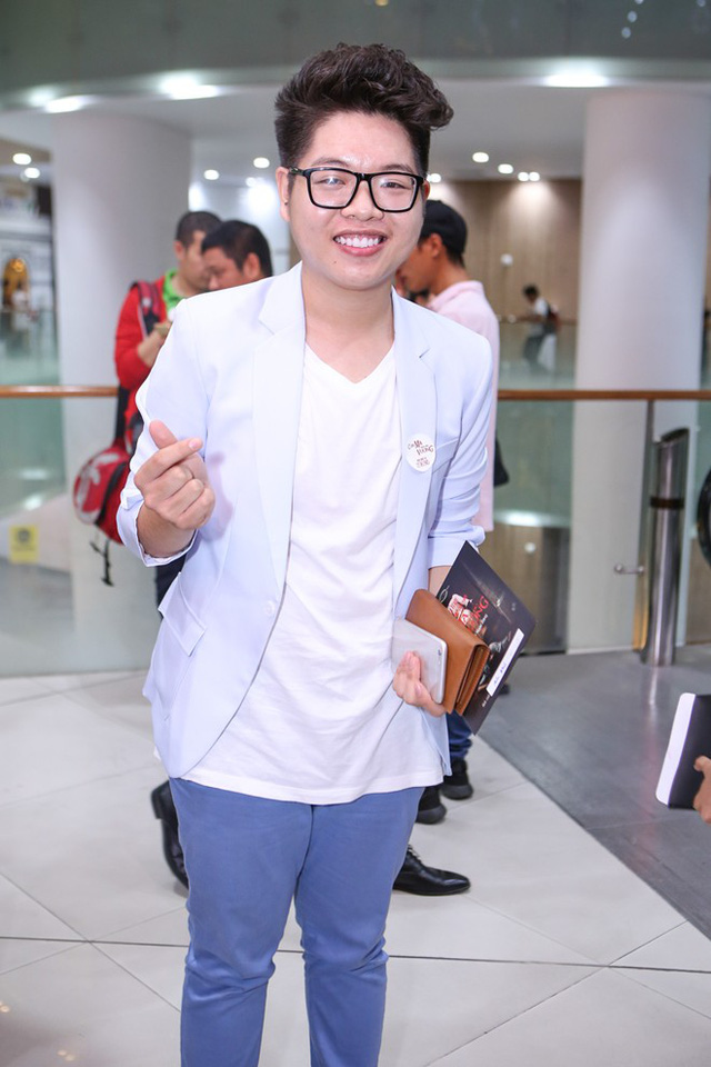 Quán quân The Voice mùa thứ 3 Nguyễn Đức Phúc.