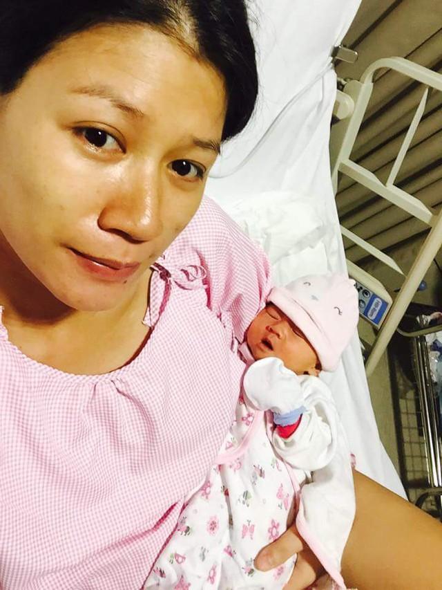 Trang Trần thấy mình dịu tính hơn sau khi làm mẹ