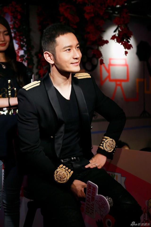 Đây là buổi tiệc cảm ơn của Huỳnh Hiểu Minh đối với tình cảm của người hâm mộ. Trong lễ cưới hôm 8/10, anh không thể mời nhiều người thân thiết trong cộng đồng fan, điều đó khiến anh cảm thấy tiếc nuối và luôn muốn bù lỗi.