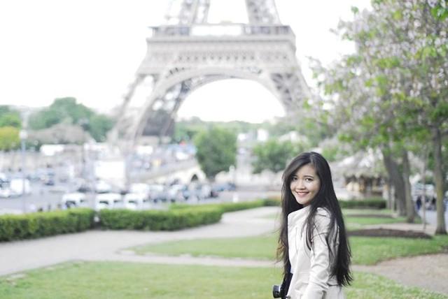 Hải Yến cho biết,để có thể học tốt, cô luôn cố gắng giữ tinh thần vững vàng và quyết tâm không bỏ cuộc trước khó khăn.