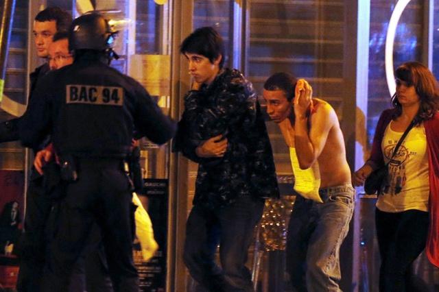 Đại sứ quán Việt Nam tại Pháp cho biết chưa có thông tin chính xác về tình hình thương vong nếu có của người Việt. Ảnh: