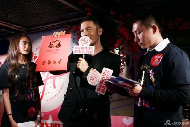 Tài tử họ Huỳnh luôn tự hào khi sở hữu nhiều fan trung thành. Trong những năm qua, anh gặp không ít thị phi nhưng các fan luôn giữ niềm tin tuyệt đối.