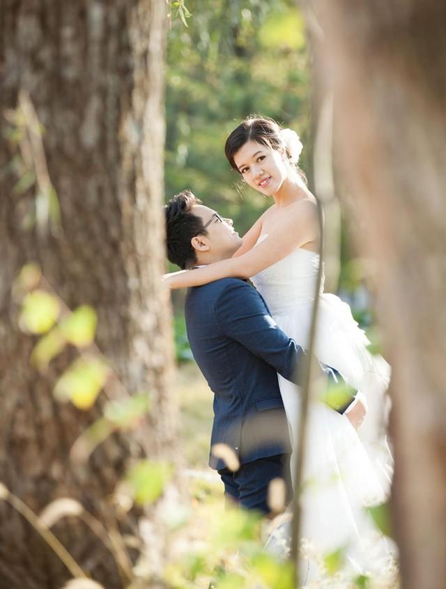 Khoảnh khắc ngọt ngào của cặp đôi biên tập viên ở xứ kim chi.