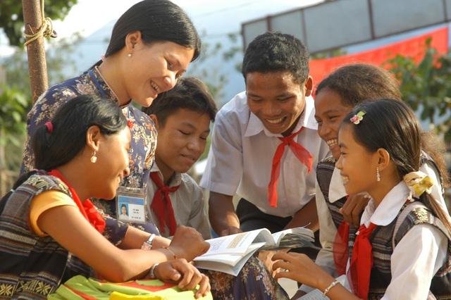 Chương trình sẽ tập trung truyền thông, giáo dục, vận động xã hội nâng cao nhận thức, kiến thức và kỹ năng bảo vệ, chăm sóc trẻ em. Ảnh: s.t