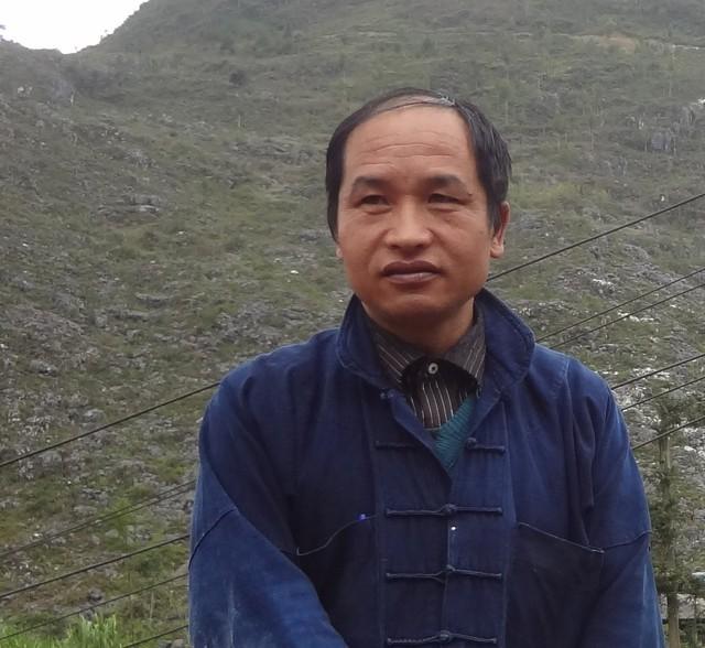 Ông Sùng Chủng Hờ.