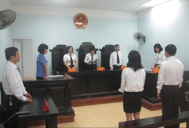 Tòa tuyên án khách hàng của Coca Cola Việt Nam thua kiện vào ngày 23/9. Ảnh C.Tâm