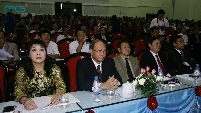 Các đại biểu Trung ương và địa phương tại Lễ phát động