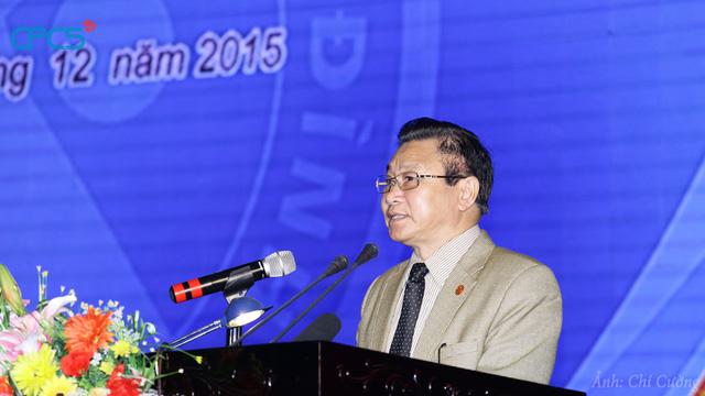 Ông Nguyễn Trọng Vịnh, Phó Chủ tịch thường trực Trung ương Hội Người caotuổi Việt Nam