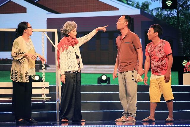 """Với khả năng diễn xuất, gây cười và tạo hình đặc biệt, cả bốn diễn viên đều hướng đến thông điệp: """"Sự tinh tế, lãng mạn của người chồng đối với vợ luôn khiến mọi phụ nữ Việt Nam hạnh phúc và họ xứng đáng được đón nhận những điều này."""". Đây cũng là lời chúc mà chương trình muốn gửi đến khán giả nhân ngày Phụ nữ Việt Nam 20/10."""