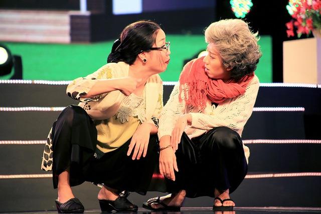 """Sự kết hợp ăn ý giữa cặp vợ chồng """"Hoa hậu hài"""" Thu Trang, Tiến Luật bên cạnh những mảng miếng duyên dáng của Ốc Thanh Vân, Dũng Nhí sẽ đem đến cho khán giả những tràng cười sảng khoái, thoải mái."""