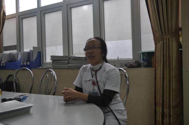 BS CK 1 Nguyễn Thị Thanh Hương: sự phối hợp của sản và sơ sinh sẽ đem lại kết quả tốt nhất cho mẹ tròn con vuông