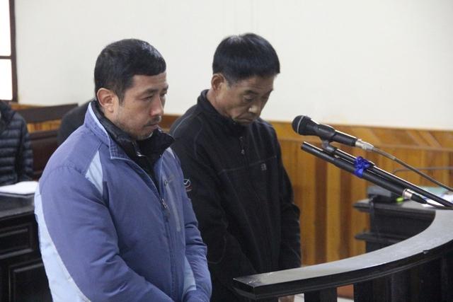 Hai bị cáo Lee Jae Myeong và Kim Jong Wook gửi lời xin lỗi tới người thân các nạn nhân xấu số
