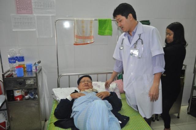 Bệnh nhân Lê Hồng Căn: quả thật tôi như chết đi sống lại thật thần kỳ