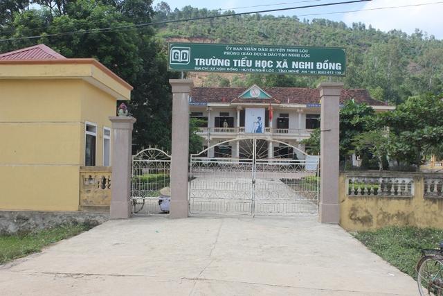 Trường tiểu học Nghi Đồng