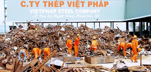 Nhà máy luyện cán thép Việt Pháp sẽ di dời lên huyện miền núi Nam Giang?. Ảnh tư liệu