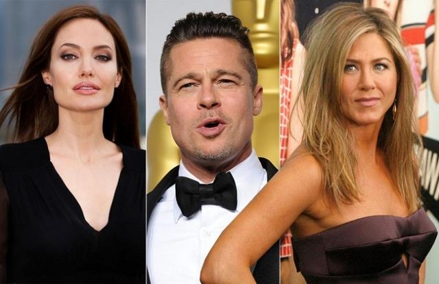 Angelina Jolie đã bị lên án suốt gần 10 năm vì làm người thứ 3 chen chân vào gia đình của Jennifer Aniston