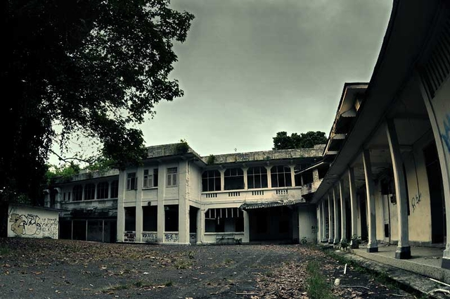 Bệnh viện Changi ma ám nổi tiếng ở Singapore