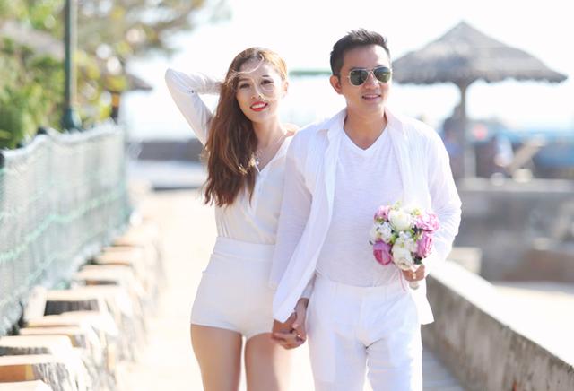 Trước khi đến với Kim Yến, Thiên Bảo đã từng trải qua 1 cuộc hôn nhân nhưng anh chia sẻ là đã ly hôn 6 năm trước