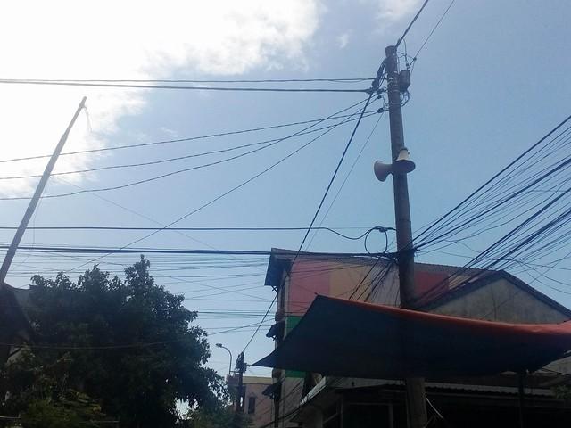 Sóng phát thanh của TT Phú Lộc và xã Lộc Trì bị nhiễm sóng tiếng Trung Quốc hơn 1 tháng nay. Ảnh: Lê Chung
